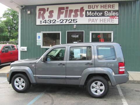 2012 Jeep Liberty for sale at R's First Motor Sales Inc in Cambridge OH