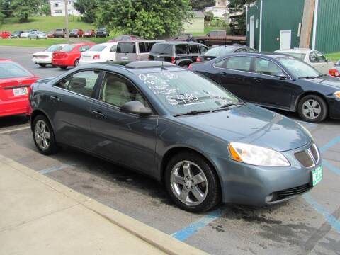 2005 Pontiac G6 for sale at R's First Motor Sales Inc in Cambridge OH