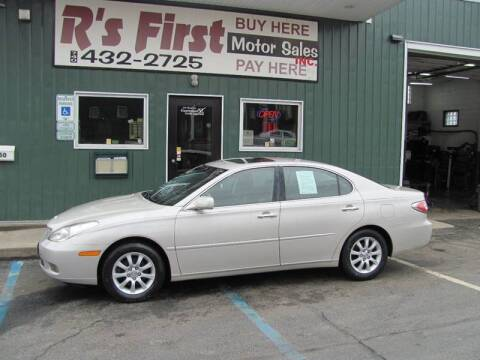 2002 Lexus ES 300 for sale at R's First Motor Sales Inc in Cambridge OH