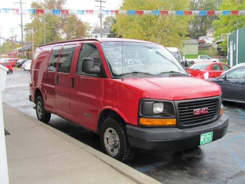 2003 GMC Savana Cargo for sale at R's First Motor Sales Inc in Cambridge OH