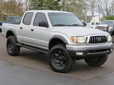 Toyota Diesel Trucks Pickup Trucks For Sale Baltimore The Car Company