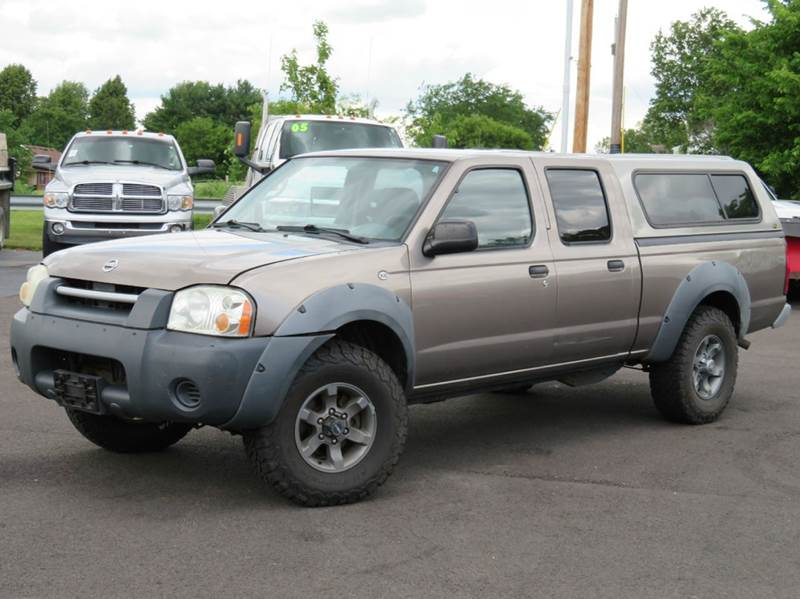 2003 Nissan Frontier XE V6 4dr Crew Cab 4WD LB   Baltimore OH