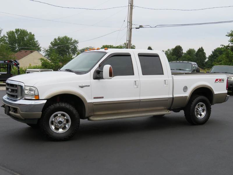 ford 2003 f250