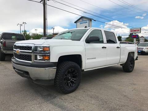 2014 Chevrolet Silverado 1500 for sale at DRIVEN in Boise ID