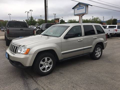 2008 Jeep Grand Cherokee for sale at DRIVEN in Boise ID