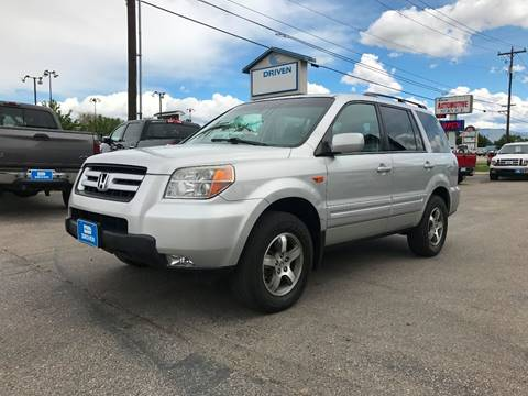 2008 Honda Pilot for sale at DRIVEN in Boise ID