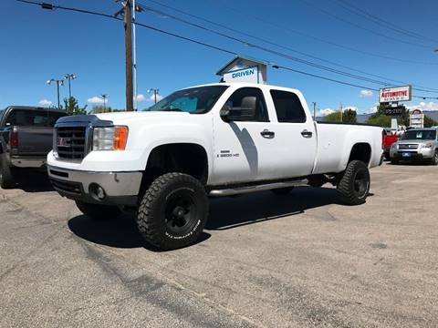 2008 GMC Sierra 3500HD for sale at DRIVEN in Boise ID