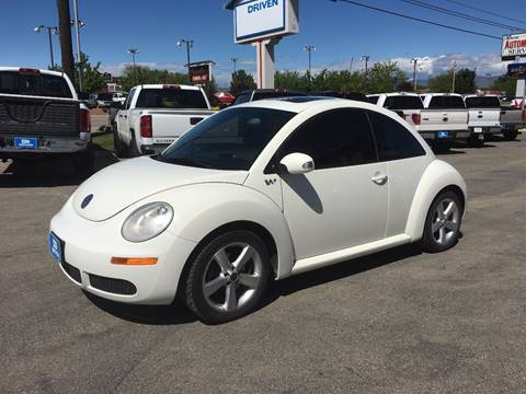 2008 Volkswagen New Beetle for sale at DRIVEN in Boise ID