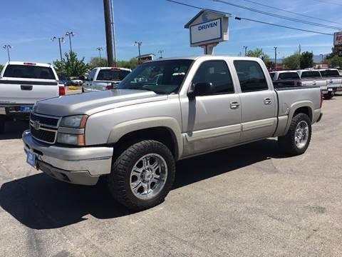 2006 Chevrolet Silverado 1500 for sale at DRIVEN in Boise ID