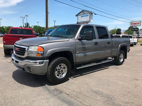 2007 GMC Sierra 2500HD Classic for sale at DRIVEN in Boise ID