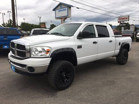 2007 Dodge Ram Pickup 2500 for sale at DRIVEN in Boise ID