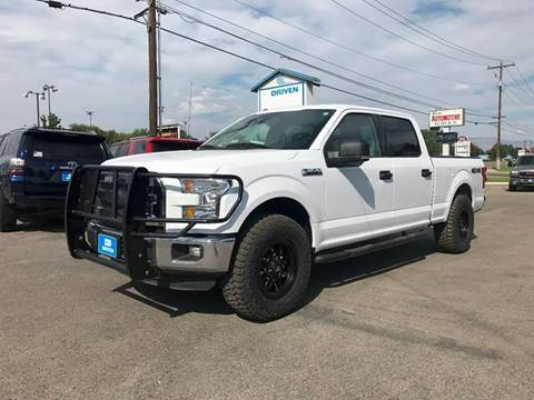 2015 Ford F-150 for sale at DRIVEN in Boise ID