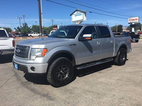 2010 Ford F-150 for sale at DRIVEN in Boise ID