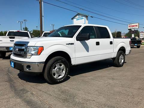 2014 Ford F-150 for sale at DRIVEN in Boise ID
