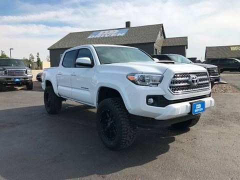 2017 Toyota Tacoma for sale at DRIVEN in Boise ID