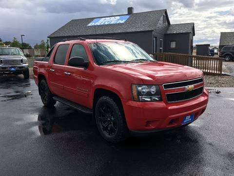 2011 Chevrolet Avalanche for sale at DRIVEN in Boise ID