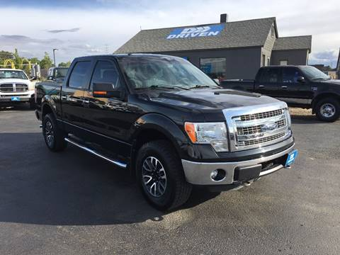 2013 Ford F-150 for sale at DRIVEN in Boise ID
