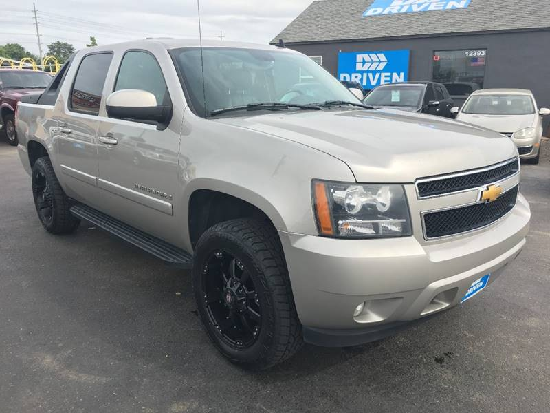 chevrolet avalanche concord sale for