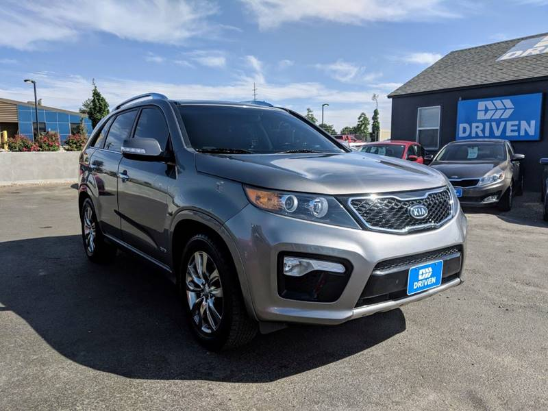 2013 Kia Sorento For Sale At DRIVEN In Boise ID