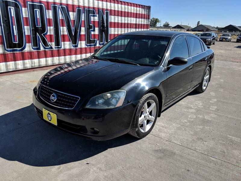 2006 Nissan Altima For Sale At DRIVEN In Boise ID