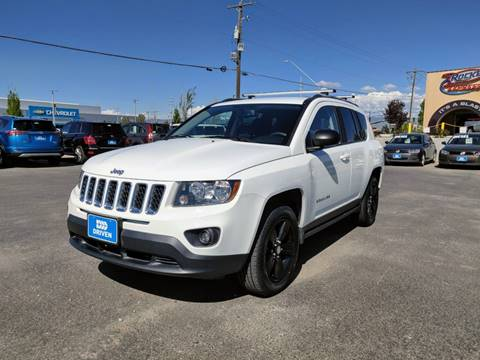 2016 Jeep Compass for sale in Boise, ID