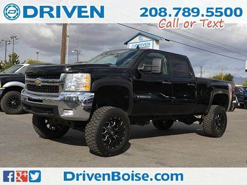 2008 Chevrolet Silverado 2500HD for sale at DRIVEN in Boise ID