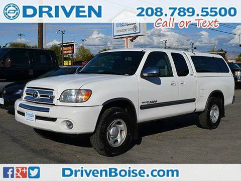 2003 Toyota Tundra for sale at DRIVEN in Boise ID