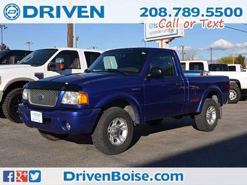 2003 Ford Ranger for sale at DRIVEN in Boise ID