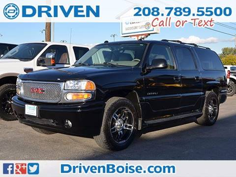 2005 GMC Yukon XL for sale at DRIVEN in Boise ID