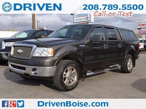 2006 Ford F-150 for sale at DRIVEN in Boise ID