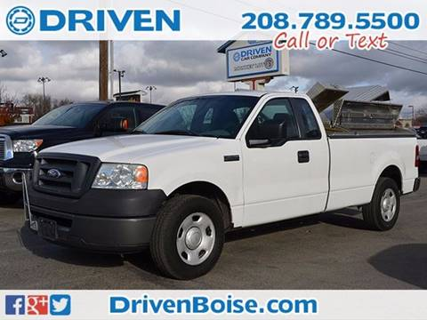2008 Ford F-150 for sale at DRIVEN in Boise ID
