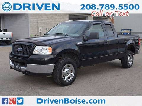 2005 Ford F-150 for sale at DRIVEN in Boise ID
