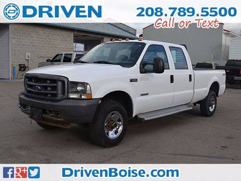 2004 Ford F-250 Super Duty for sale at DRIVEN in Boise ID