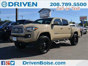 2016 Toyota Tacoma for sale at DRIVEN in Boise ID