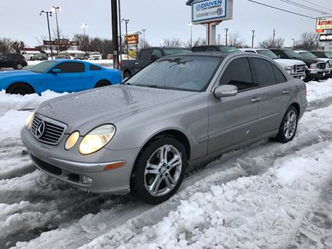 2004 Mercedes-Benz E-Class for sale at DRIVEN in Boise ID