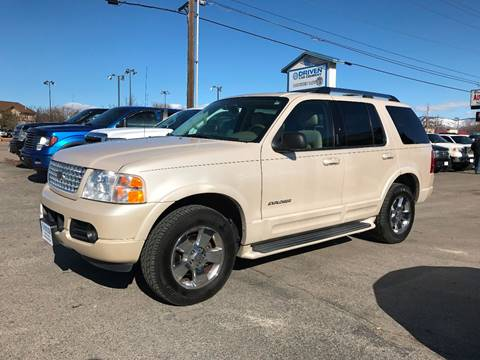 2005 Ford Explorer for sale at DRIVEN in Boise ID