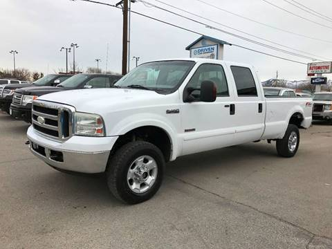 2006 Ford F-350 Super Duty for sale at DRIVEN in Boise ID