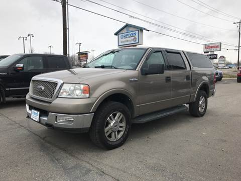 2004 Ford F-150 for sale at DRIVEN in Boise ID