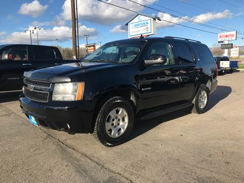 2007 Chevrolet Tahoe for sale at DRIVEN in Boise ID