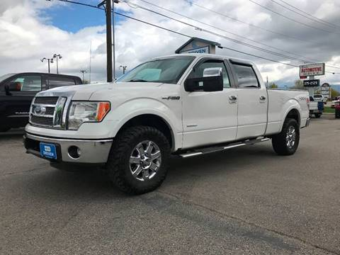 2012 Ford F-150 for sale at DRIVEN in Boise ID