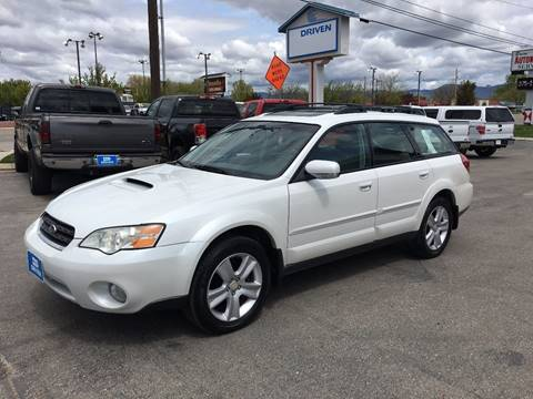 2006 Subaru Outback for sale at DRIVEN in Boise ID