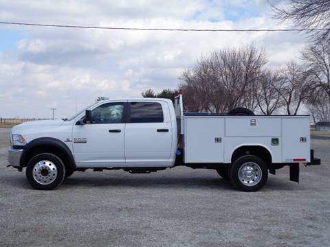 2016 RAM Ram Chassis 5500 for sale in Edina, MO