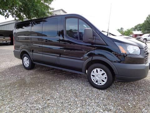 Ford 15 Passenger Van >> 2017 Ford Transit Passenger For Sale In Edina Mo
