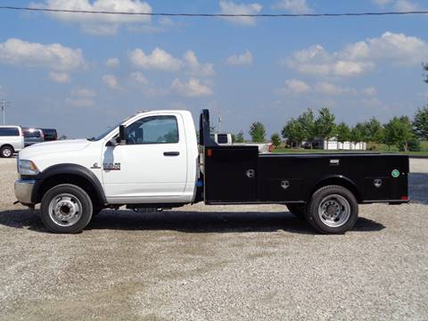 2017 RAM Ram Chassis 5500 for sale in Edina, MO