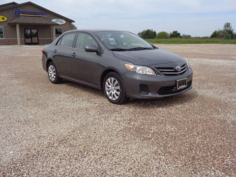 2013 Toyota Corolla for sale in Edina, MO