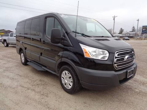 2018 Ford Transit Passenger for sale at Burkholder Truck Sales LLC (Edina) in Edina MO