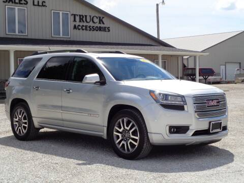2013 GMC Acadia for sale at Burkholder Truck Sales LLC (Edina) in Edina MO