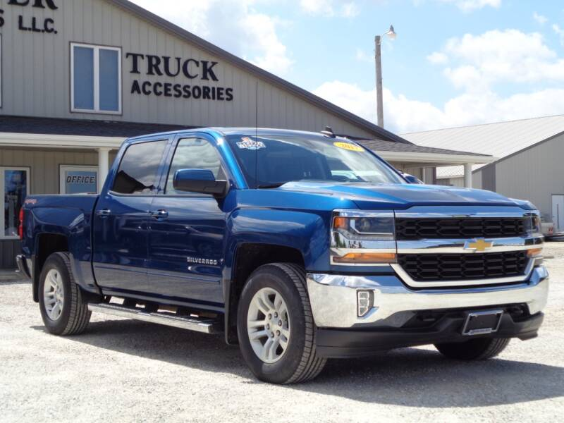 2017 Chevrolet Silverado 1500 for sale at Burkholder Truck Sales LLC (Edina) in Edina MO