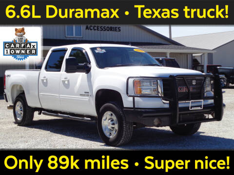 2009 GMC Sierra 2500HD for sale at Burkholder Truck Sales LLC (Edina) in Edina MO