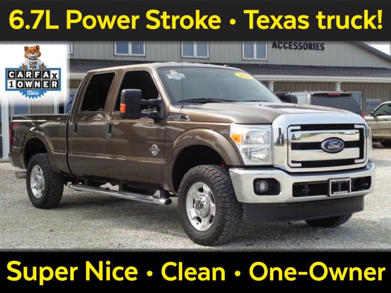 2016 Ford F-250 Super Duty for sale at Burkholder Truck Sales LLC (Edina) in Edina MO